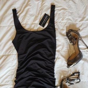 Midi dress fashion nova